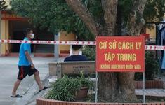 Giãn cách xã hội ở thị xã Mỹ Hào, Hưng Yên