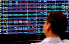 VN-Index giảm gần 14 điểm