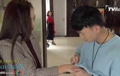 """Hương vị tình thân - Tập 14: Huy """"thả thính"""" chị dâu tương lai, bà Sa hài lòng ra mặt"""