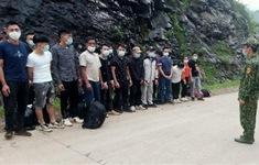 Gần 14.000 người xuất nhập cảnh trái phép qua biên giới Việt – Trung