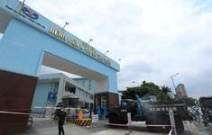 Binh chủng hóa học khử khuẩn tại Bệnh viện K Tân Triều