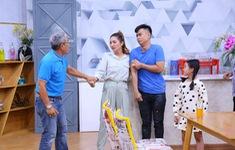 Nghệ sĩ Trung Dân quyết liệt cấm con gái yêu Lâm Thắng trong Ông bố bất đắc dĩ