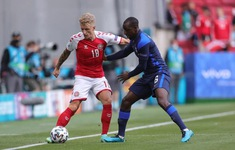 ĐT Đan Mạch 0-0 ĐT Phần Lan: Trận đấu tiếp tục được diễn ra