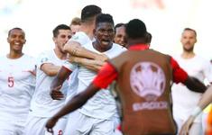 TRỰC TIẾP EURO 2020, Xứ Wales 0-1 Thụy Sĩ: Embolo đánh đầu mở tỉ số (Hiệp 2)