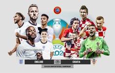 Lịch trực tiếp UEFA EURO 2020 hôm nay, 13/6: Tâm điểm ĐT Anh - ĐT Croatia