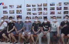 Đà Nẵng: Bắt giữ 14 đối tượng cho vay nặng lãi