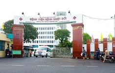 Phong tỏa Bệnh viện Bệnh nhiệt đới Thành phố Hồ Chí Minh