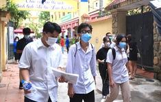 Sáng nay (13/6), hơn 93.000 thí sinh Hà Nội làm bài thi Toán và Lịch sử thi vào lớp 10