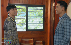Hương vị tình thân - Tập 40: Long bất ngờ khi thấy em trai thay đổi vì Khánh Thy