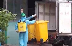 Áp lực của công nhân môi trường làm việc trong mùa dịch