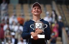 Barbora Krejcikova vô địch đơn nữ Pháp mở rộng 2021