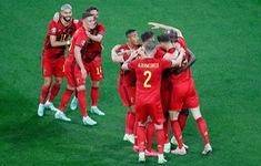 CẬP NHẬT Kết quả, BXH Bảng B EURO 2020: ĐT Bỉ giành ngôi đầu bảng