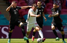 TRỰC TIẾP EURO 2020 Anh 0-0 Croatia: Phil Foden sút dội cột dọc (Hiệp 1)