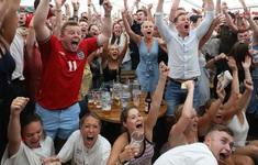 Cổ động viên ĐT Anh bị cấm hát tại quán rượu