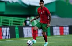 Joao Cancelo dương tính với COVID-19, ĐT Bồ Đào Nha gọi gấp hậu vệ Man Utd