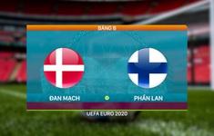 VIDEO Highlights: ĐT Đan Mạch 0-1 ĐT Phần Lan | Bảng B UEFA EURO 2020