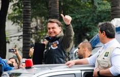 Tổng thống Brazil bị phạt vì không đeo khẩu trang
