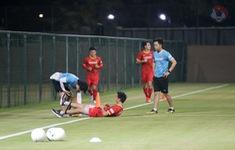 ĐT Việt Nam thả lỏng sau chiến thắng trước ĐT Malaysia
