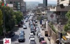 Khủng hoảng nhiên liệu, người dân Lebanon mòn mỏi chờ được mua xăng