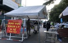 TP Hồ Chí Minh: Phong tỏa 14 block chung cư Ehome 3 với khoảng 7.600 cư dân