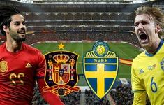 TRỰC TIẾP UEFA EURO 2020 Tây Ban Nha - Thuỵ Điển: 02h00 ngày 15/6 trực tiếp trên VTV3 và VTVGo
