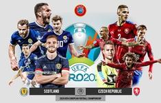 Bảng D UEFA EURO 2020, Scotland vs CH Czech: Kẻ tám lạng, người nửa cân | 20h00 hôm nay, 14/6 trực tiếp trên VTV6, VTVGo