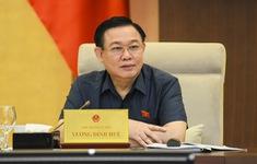 Chủ tịch Quốc hội: VTV đã tuyên truyền về bầu cử rất xuất sắc