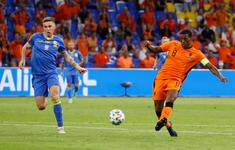 TRỰC TIẾP EURO 2020 ĐT Hà Lan 1-0 ĐT Ukraine: Wijnaldum ghi bàn mở tỉ số (Hiệp 2)