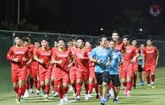 ĐT Việt Nam chuẩn bị kỹ lưỡng các phương án cho trận đấu với ĐT UAE