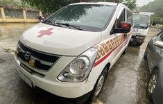 """Xác định danh tính 11 người thuê xe cứu thương """"dởm"""" đi từ Bắc Ninh về Sơn La"""