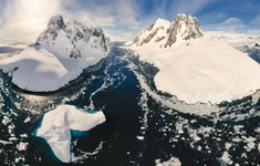 Chính thức công nhận Nam Đại Dương là đại dương thứ 5 của Trái đất