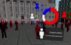 Đan Mạch dùng game thực tế ảo để tuyên truyền tiêm vaccine