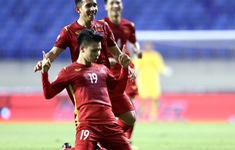 Danh sách ĐT Việt Nam ở trận gặp ĐT UAE: Quang Hải trở lại, Tuấn Anh vắng mặt