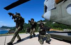 Hàn Quốc tập trận phòng thủ quanh quần đảo tranh chấp với Nhật Bản