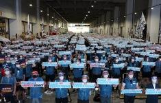 Hàng nghìn nhân viên giao hàng tại Hàn Quốc đình công vô thời hạn