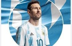 Lionel Messi lập kỷ lục mới trên Facebook