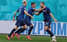 ĐT Ba Lan 1-2 ĐT Slovakia: Thẻ đỏ cay đắng, chiến thắng bất ngờ | Bảng E UEFA EURO 2020