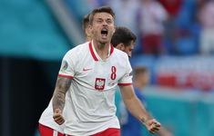 Sao ĐT Ba Lan chỉ mất 30 giây của hiệp 2 để ghi bàn