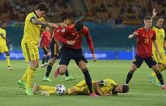 VIDEO Highlights EURO 2020: ĐT Tây Ban Nha 0–0 ĐT Thuỵ Điển | Bảng E