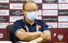 HLV Park Hang Seo: ĐT Việt Nam không được phép nghĩ hoà trước ĐT UAE