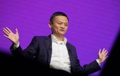 """Jack Ma """"ở ẩn"""", dành thời gian vẽ tranh"""