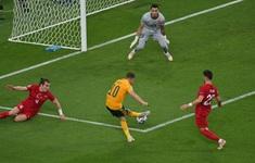 TRỰC TIẾP EURO 2020 Thổ Nhĩ Kỳ 0-0 Xứ Wales: Đôi công hấp dẫn (Hiệp 1)