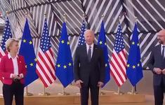 Mỹ - EU ra tuyên bố chung