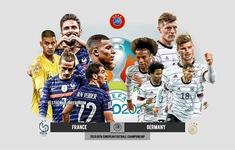 TRỰC TIẾP UEFA EURO 2020, ĐT Pháp - ĐT Đức: Cập nhật đội hình (02h00 ngày 16/6 trên VTV3 và VTVGo)