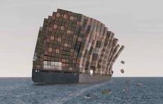 """Hết """"khát"""" container, kẹt tàu ở Suez, vận tải biển sắp khủng hoảng lần 3"""
