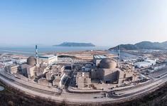 Không có rò rỉ phóng xạ tại nhà máy điện hạt nhân Đài Sơn, Trung Quốc
