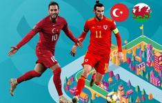 TRỰC TIẾP EURO 2020 Thổ Nhĩ Kỳ - Xứ Wales: Mục tiêu 3 điểm | 23h00 hôm nay trên VTV6, VTV9