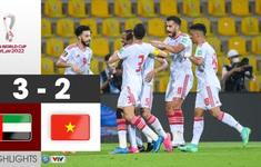 VIDEO Highlights ĐT UAE 3–2 ĐT Việt Nam | Bảng G Vòng loại thứ 2 World Cup 2022 khu vực châu Á