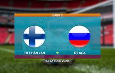 VIDEO Highlights: ĐT Phần Lan 0-1 ĐT Nga | Bảng B UEFA EURO 2020
