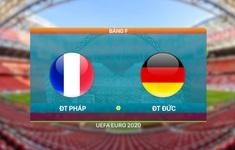 VIDEO Highlights: ĐT Pháp 1-0 ĐT Đức | Bảng F UEFA EURO 2020